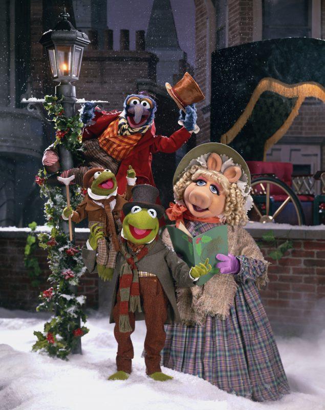 The Muppet Christmas Carol Trailer.The Muppet Christmas Carol Home
