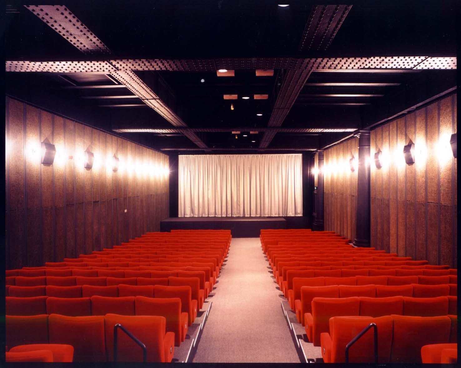 Cornerhouse teams up with Curzon Cinemas - HOME