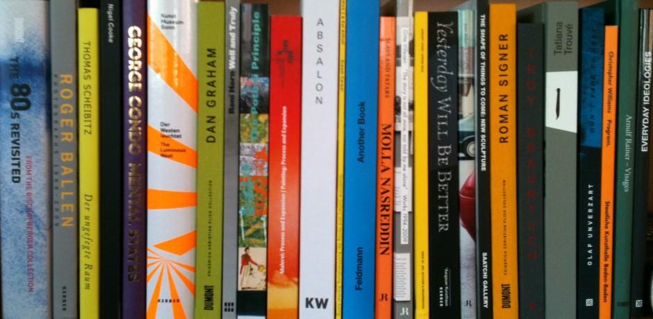 Home Art Book Sale 2011