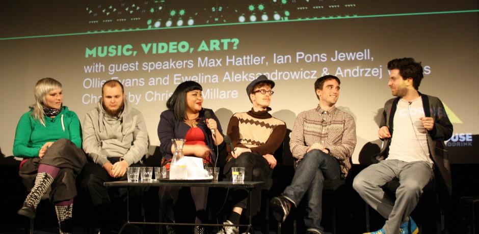 Music Video Art 1 exposures 2012