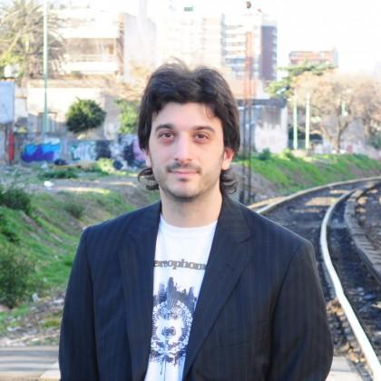 Dias de vinilo director - Gabriel Nesci 1