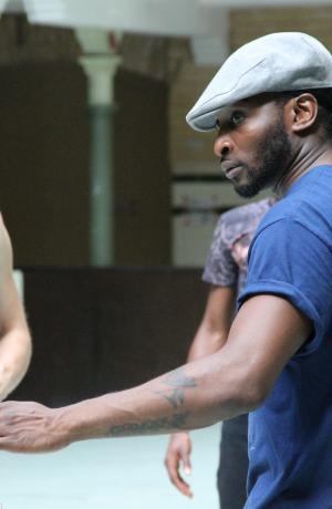 R&J Dance Rehearsals
