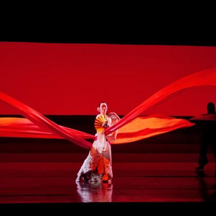 Met Opera: Madame Butterfly 1