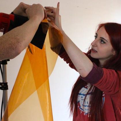 HOME Young Creatives BFI Film Academy Shoot 1
