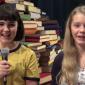 Phoebe and Martha interview Cornelia Funke