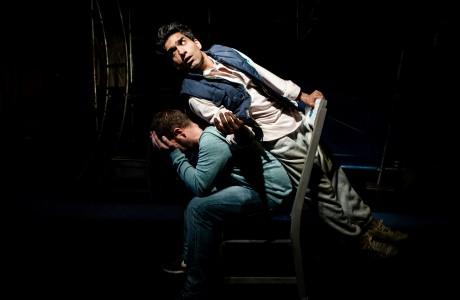 19th September 2014. New Wolsey Theatre, Ipswich. Analogue present Stowaway
