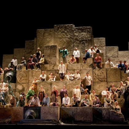 Met Opera Live: Nabucco