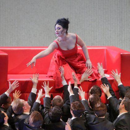 Met Opera Live: La Traviata