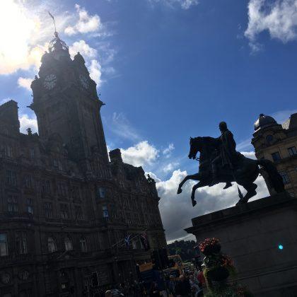 Edinburgh by Jodie Ratcliffe