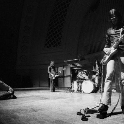 Gimme Danger (c) Tom Copi_ The Stooges at Hill Auditorium Ann Arbor MI 1970