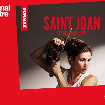 NT Live Saint Joan Landscape Listings Image - UK