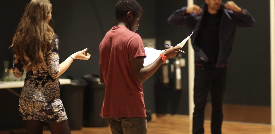 HOME Theatre workshop 1