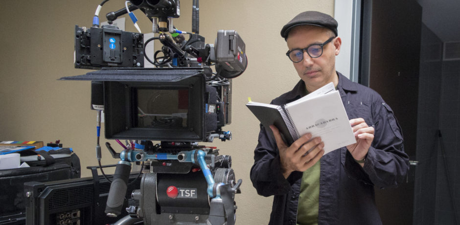 Abracadabra director Pablo Berger