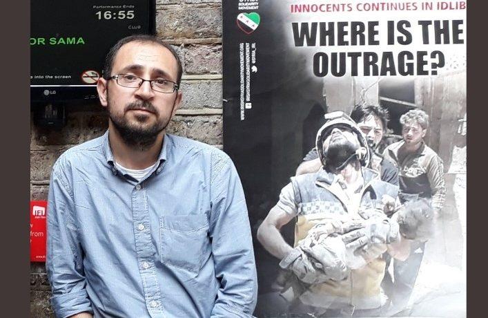Mustafa Alachkar of Rethink Rebuild