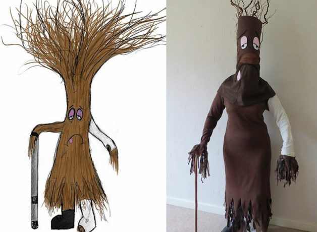 Trevor The Tree